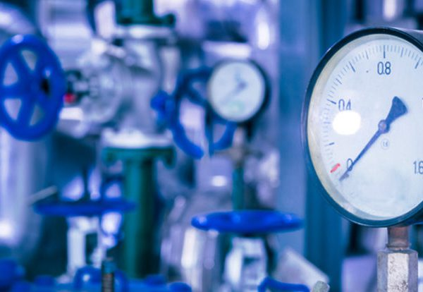 Μετρητές πίεσης φυσικού αερίου