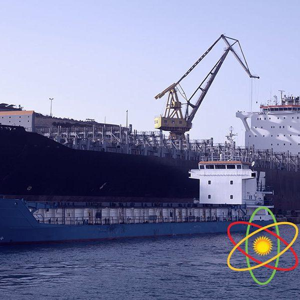 Δεξαμενόπλοιο σε λιμάνι