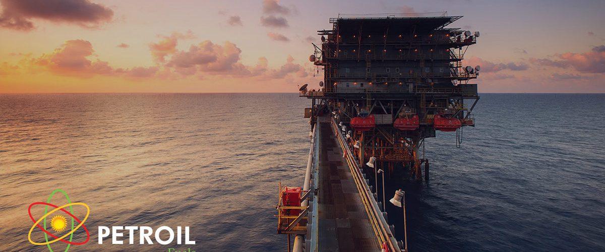 Εγκατάσταση εξόρυξης πετρελαίου στη θάλασσα