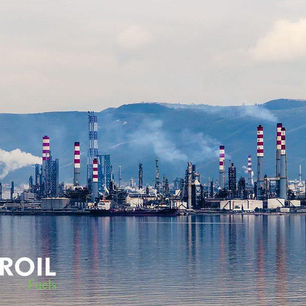 Εγκαταστάσεις εξόρυξης- επεξεργασίας πετρελαίου